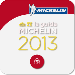 la guida michelin 2013