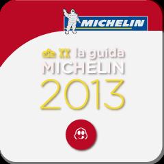 la guida michelin 2013